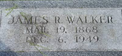 WALKER, JAMES ROBERT - Des Moines County, Iowa | JAMES ROBERT WALKER