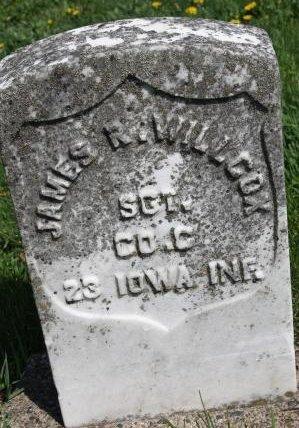 WILLCOX, JAMES R. - Des Moines County, Iowa | JAMES R. WILLCOX