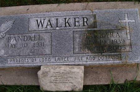 COEN WLAKER, BARBARA - Des Moines County, Iowa | BARBARA COEN WLAKER