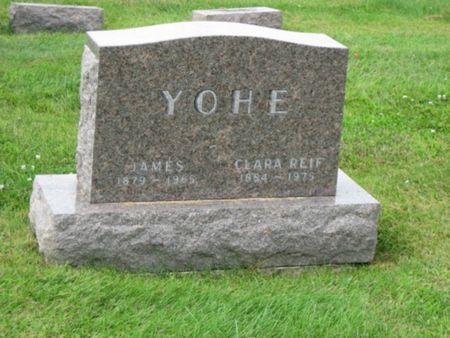 YOHE, JAMES - Des Moines County, Iowa | JAMES YOHE