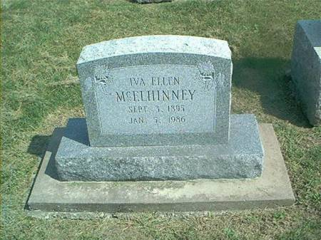 MCELHINNEY, IVA - Des Moines County, Iowa | IVA MCELHINNEY