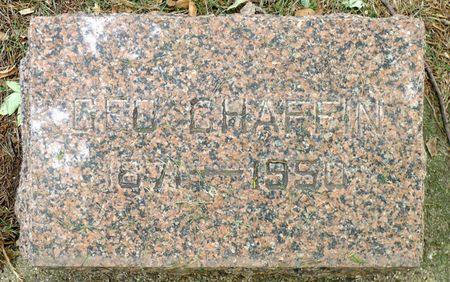 CHAFFIN, GEORGE G. - Dickinson County, Iowa | GEORGE G. CHAFFIN