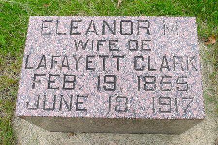 SMITH CLARK, ELEANOR M. - Dickinson County, Iowa | ELEANOR M. SMITH CLARK