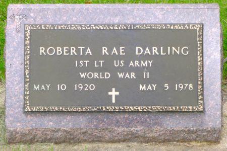 DARLING, ROBERTA RAE - Dickinson County, Iowa | ROBERTA RAE DARLING