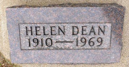 JEPPESON DEAN, HELEN M. - Dickinson County, Iowa | HELEN M. JEPPESON DEAN