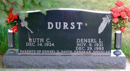 DURST, DENSELL L. - Dickinson County, Iowa | DENSELL L. DURST