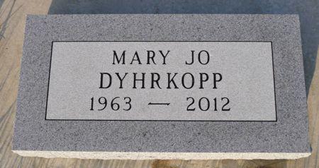 DYHRKOPP, MARY JO - Dickinson County, Iowa | MARY JO DYHRKOPP