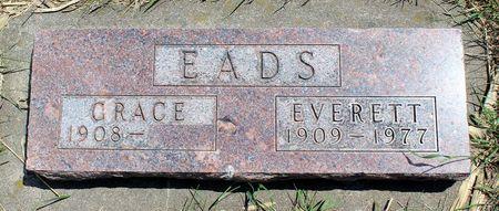 EADS, GRACE - Dickinson County, Iowa | GRACE EADS