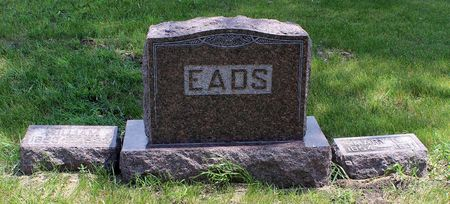 EADS, WILLIAM - Dickinson County, Iowa | WILLIAM EADS