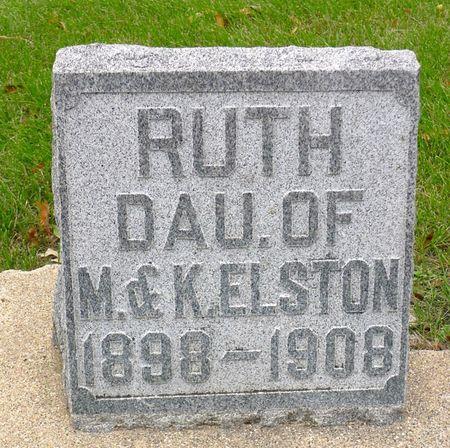 ELSTON, RUTH - Dickinson County, Iowa | RUTH ELSTON