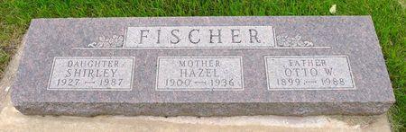 FISCHER, SHIRLEY - Dickinson County, Iowa | SHIRLEY FISCHER