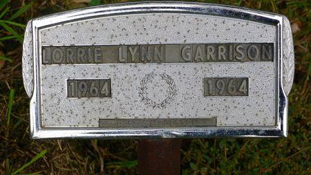 GARRISON, LORRIE LYNN - Dickinson County, Iowa | LORRIE LYNN GARRISON