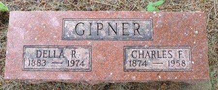 ROFF GIPNER, DELLA R - Dickinson County, Iowa   DELLA R ROFF GIPNER
