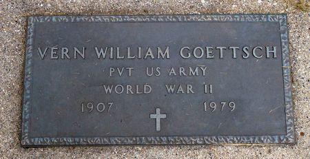 GOETTSCH, VERN WILLIAM - Dickinson County, Iowa | VERN WILLIAM GOETTSCH