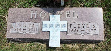 HOOVEL, LEOTA - Dickinson County, Iowa | LEOTA HOOVEL
