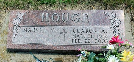 HOUGE, CLARON A. - Dickinson County, Iowa | CLARON A. HOUGE