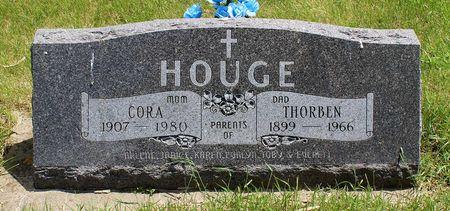 HOUGE, CORA - Dickinson County, Iowa | CORA HOUGE