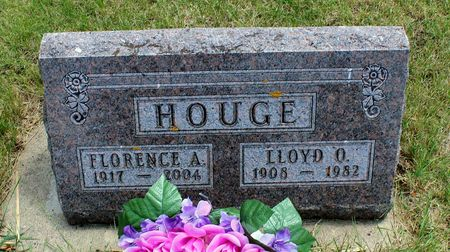 HOUGE, LLOYD O. - Dickinson County, Iowa | LLOYD O. HOUGE