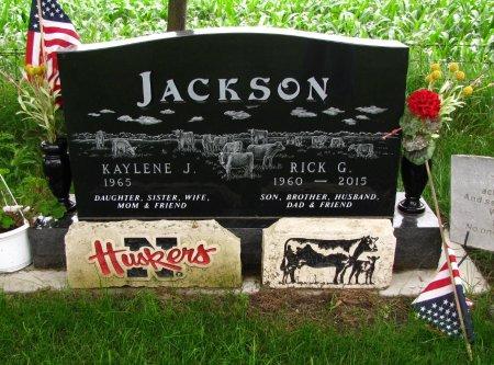 JACKSON, RICHARD