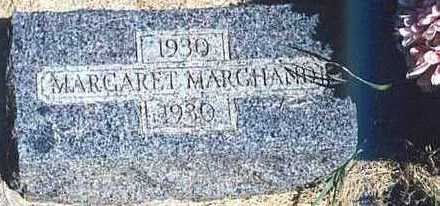 MARCHAND, MARGARET A. - Dickinson County, Iowa | MARGARET A. MARCHAND