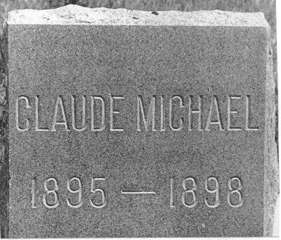 MICHAEL, CLAUDE - Dickinson County, Iowa | CLAUDE MICHAEL