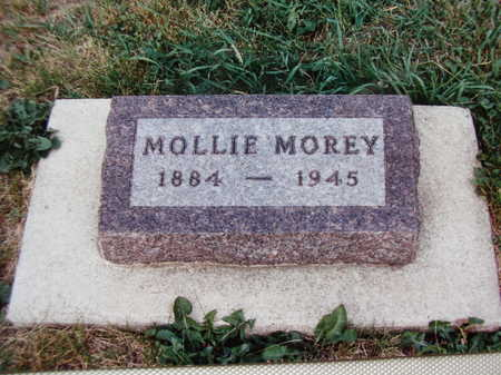 MOREY MOREY, MOLLIE - Dickinson County, Iowa | MOLLIE MOREY MOREY
