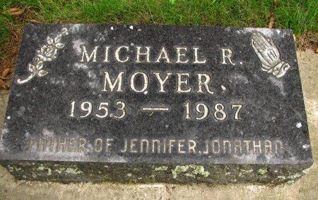 MOYER, MICHAEL R. - Dickinson County, Iowa | MICHAEL R. MOYER