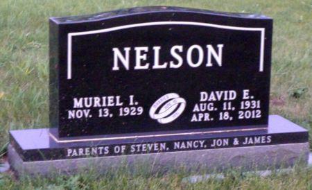 NELSON, MURIEL I. - Dickinson County, Iowa | MURIEL I. NELSON