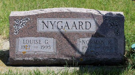 NYGAARD, LOUISE G. - Dickinson County, Iowa | LOUISE G. NYGAARD
