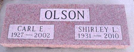 OLSON, SHIRLEY LOU - Dickinson County, Iowa | SHIRLEY LOU OLSON