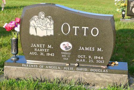 OTTO, JAMES MILLER - Dickinson County, Iowa | JAMES MILLER OTTO