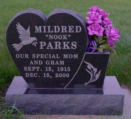 GROVES PARKS, MILDRED
