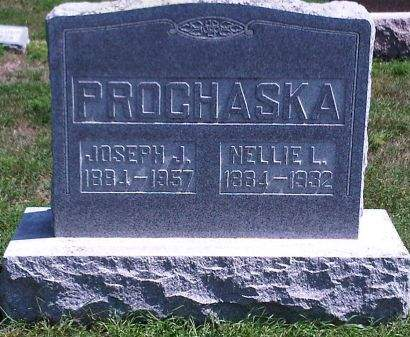 PROCHASKA, NELLIE L - Dickinson County, Iowa | NELLIE L PROCHASKA