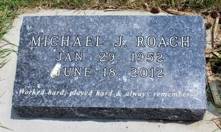 ROACH, MICHAEL J. - Dickinson County, Iowa | MICHAEL J. ROACH