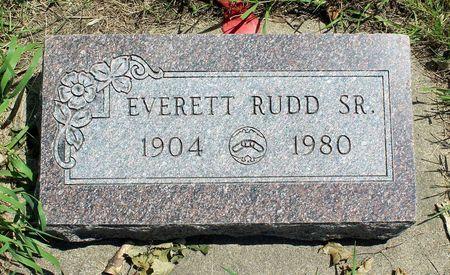 RUDD, EVERETT - Dickinson County, Iowa | EVERETT RUDD