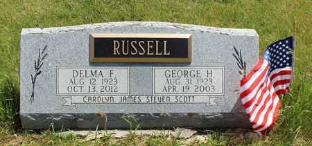 RUSSELL, GEORGE H. - Dickinson County, Iowa | GEORGE H. RUSSELL