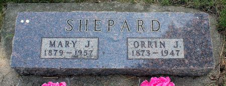 SHEPARD, MARY JANE - Dickinson County, Iowa | MARY JANE SHEPARD