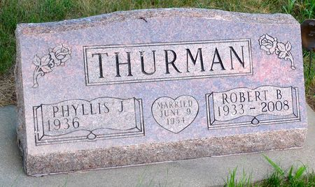 THURMAN, ROBERT B. - Dickinson County, Iowa | ROBERT B. THURMAN
