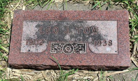 TOW, LEO J. - Dickinson County, Iowa | LEO J. TOW
