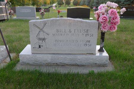 VANDER LAAN, BILL AND TRUSE - Dickinson County, Iowa | BILL AND TRUSE VANDER LAAN