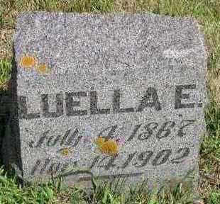 WILKINSON, LUELLA - Dickinson County, Iowa | LUELLA WILKINSON