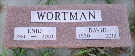 WHADE WORTMAN, ENID E. - Dickinson County, Iowa | ENID E. WHADE WORTMAN