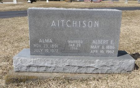 AITCHISON, ALBERT - Dubuque County, Iowa | ALBERT AITCHISON