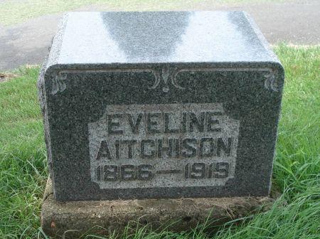 AITCHISON, EVELINE - Dubuque County, Iowa   EVELINE AITCHISON