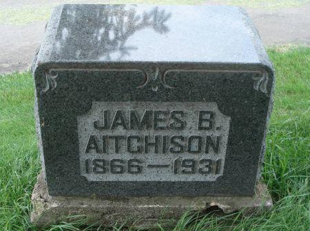 AITCHISON, JAMES B. - Dubuque County, Iowa | JAMES B. AITCHISON