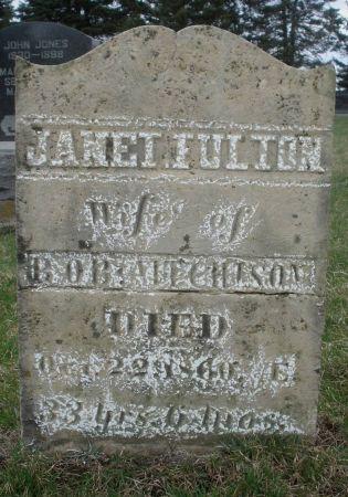 AITCHISON, JANET - Dubuque County, Iowa | JANET AITCHISON
