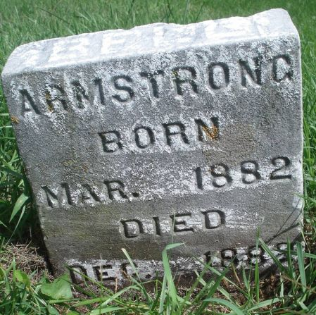 ARMSTRONG, BELL - Dubuque County, Iowa   BELL ARMSTRONG