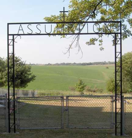 ASSUMPTION CATHOLIC, CEMETERY - Dubuque County, Iowa | CEMETERY ASSUMPTION CATHOLIC