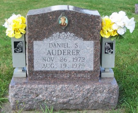 AUDERER, DANIEL S. - Dubuque County, Iowa   DANIEL S. AUDERER