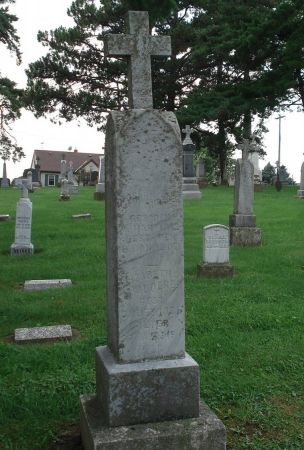 AUDERER, JOSEPH - Dubuque County, Iowa | JOSEPH AUDERER